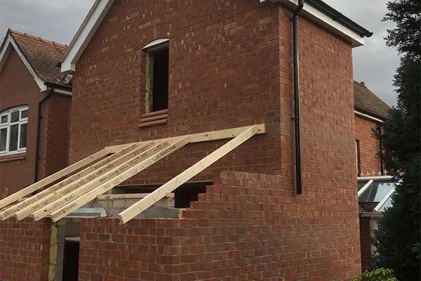 Holmes Chapel Build